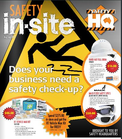 Safety IN-Site August 2015